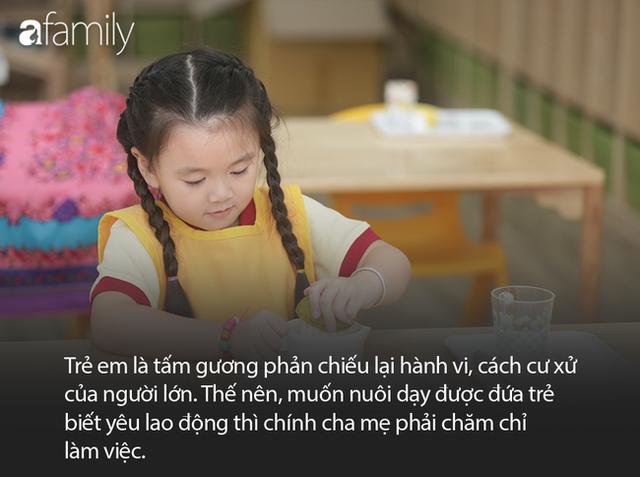 Để tạo nên một đứa trẻ có tính cách tự lập, đây là 4 phương pháp cha mẹ dễ dàng áp dụng - Ảnh 5.