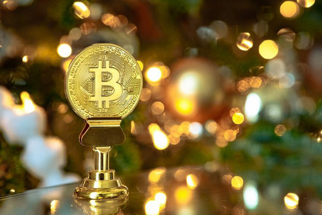 Bitcoin giảm giá thảm hại - Ảnh 1.