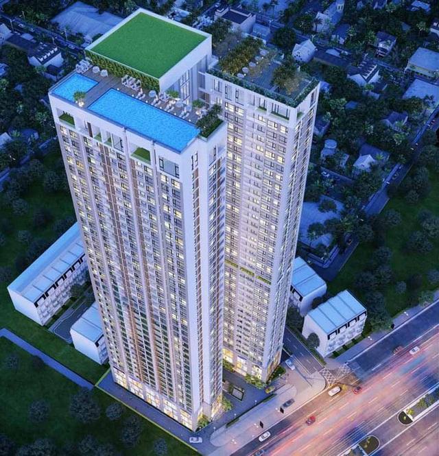 Ra lệnh cấm mở bán dự án bất động sản khủng ở Nha Trang - Ảnh 1.