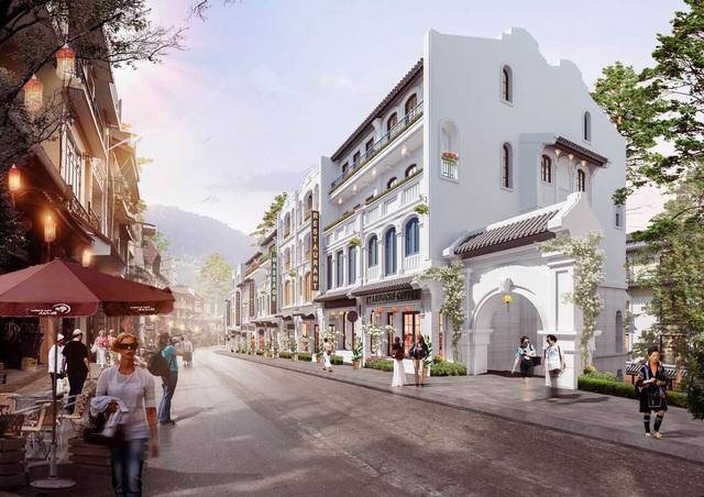 Starlandlink độc quyền phân phối Shophouse dự án Sun Plaza Cau May - Ảnh 1.