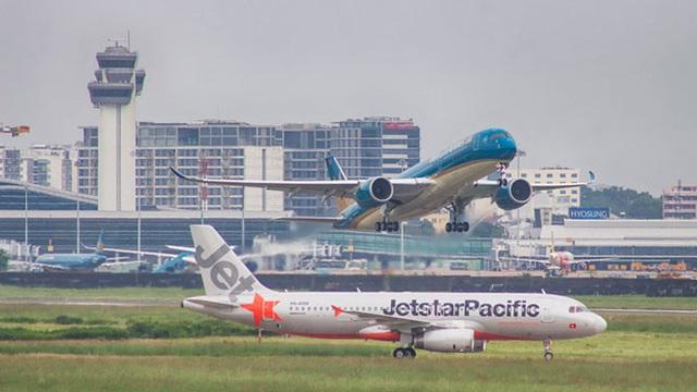 Tập trung phát triển hạ tầng hàng không - Ảnh 1.