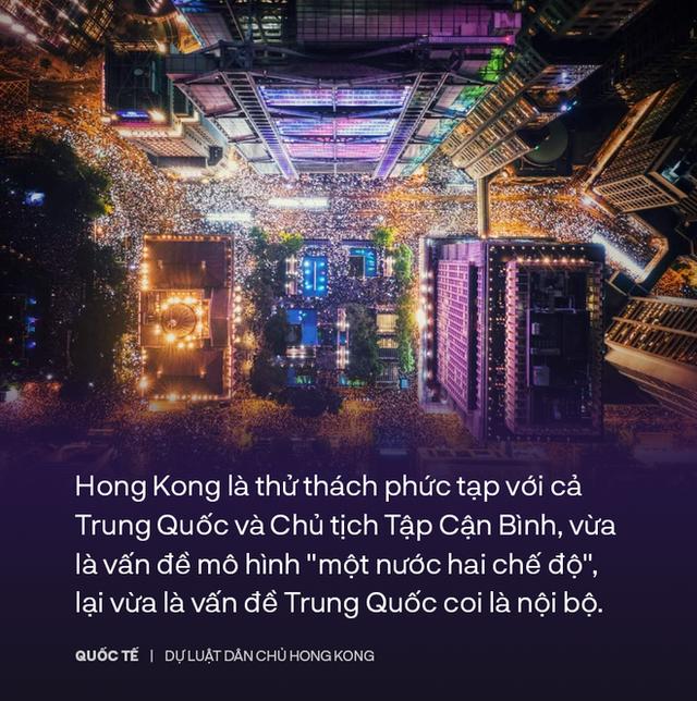 Dự luật Dân chủ Hong Kong và câu hỏi cho quan hệ Mỹ - Trung: Liệu cuộc chơi có thay đổi? - Ảnh 2.