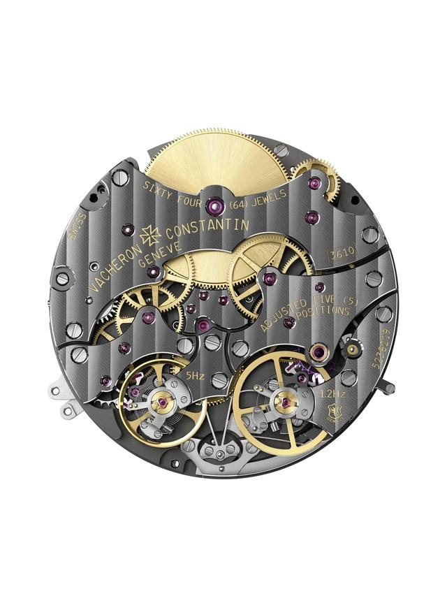 Cận cảnh chiếc đồng hồ vừa nhận giải thưởng sáng tạo đột phá tại GPHG: Cực phẩm khiến giới mộ điệu say mê - Ảnh 3.