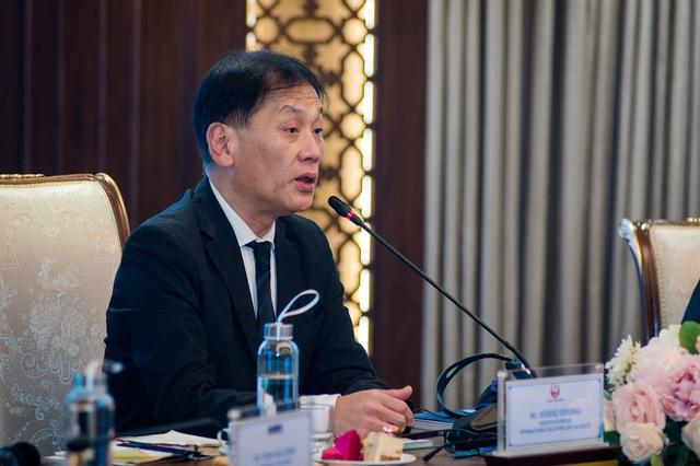 Lãnh đạo Japan Airlines mong muốn hợp tác toàn diện giữa Bamboo Airways và Japan Airlines - Ảnh 1.