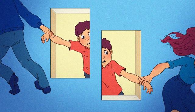 Cha mẹ bất hòa đầu độc tính cách của con cái: Đừng để chuyện người lớn biến cuộc sống của trẻ thành bi kịch - Ảnh 2.