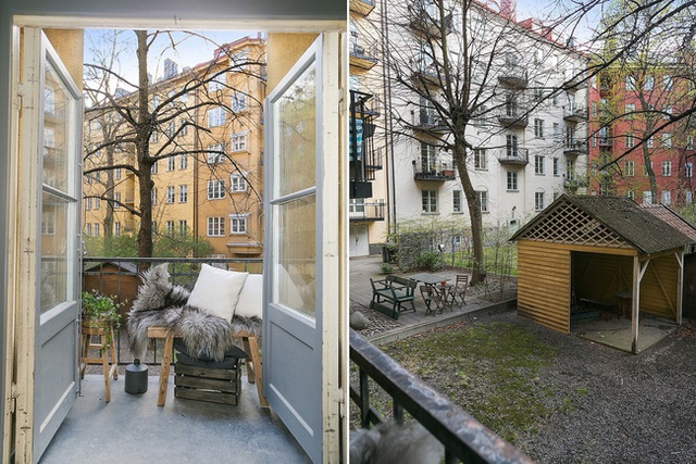 Chỉ vỏn vẹn 44m² nhưng căn hộ này đã khiến cho ai nhìn thấy cũng phải ngạc nhiên vì sự ăn gian diện tích đáng nể - Ảnh 12.