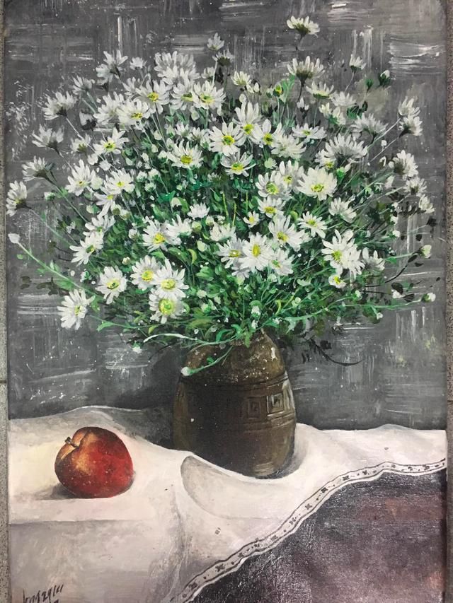 Cậu bé tự kỷ 14 tuổi mê tranh Van Gogh với bức tranh được đấu giá trăm triệu: Con sẽ trở thành họa sĩ nổi tiếng, sẽ mua nhà và cho mẹ đi du lịch - Ảnh 15.
