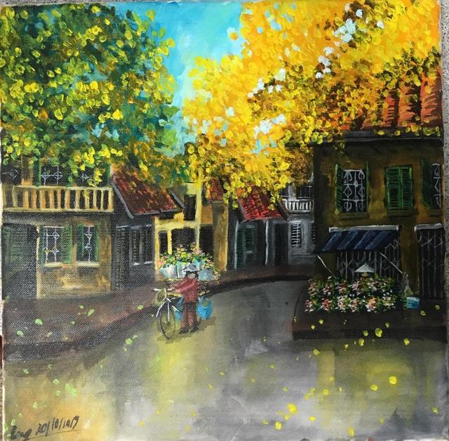 Cậu bé tự kỷ 14 tuổi mê tranh Van Gogh với bức tranh được đấu giá trăm triệu: Con sẽ trở thành họa sĩ nổi tiếng, sẽ mua nhà và cho mẹ đi du lịch - Ảnh 21.
