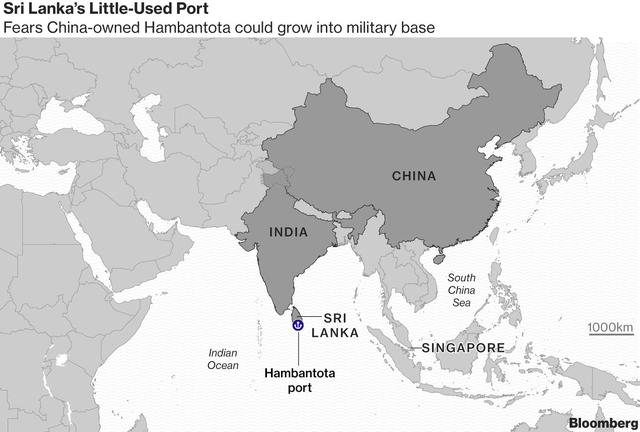 Lo sợ sập bẫy nợ, một quốc gia khác dự định rút lại thoả thuận cho Trung Quốc thuê cảng 99 năm - Ảnh 1.