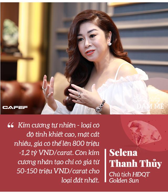 Người đưa viên kim cương đen độc nhất thế giới đến Việt Nam bật mí góc khuất về kinh doanh kim cương - Ảnh 6.