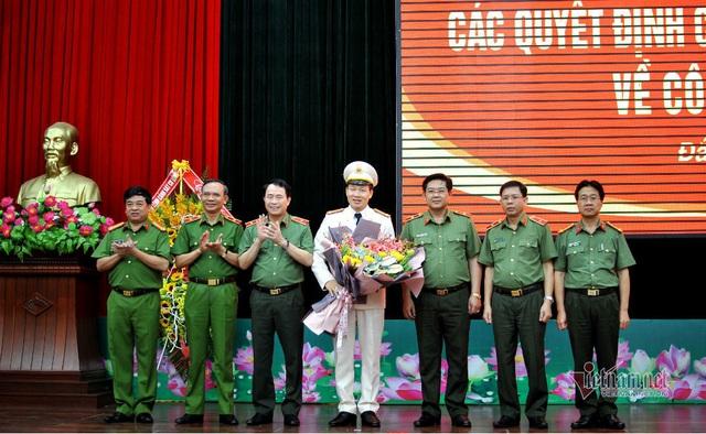 Dấu ấn đại tá mũ cối, Giám đốc Công an từ Đắk Lắk đến Đồng Nai - Ảnh 1.