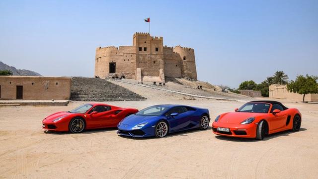 Giới nhà giàu Abu Dhabi tiêu tiền như thế nào? - Ảnh 3.