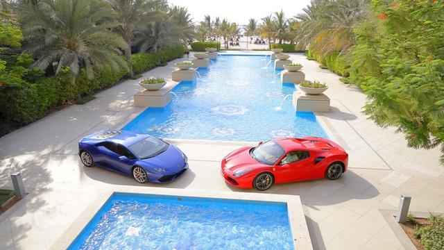 Giới nhà giàu Abu Dhabi tiêu tiền như thế nào? - Ảnh 4.
