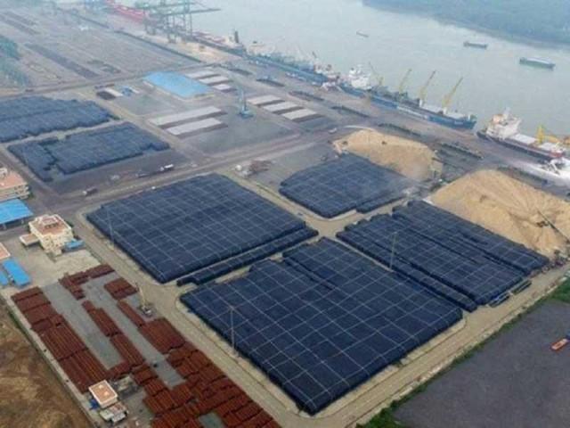 Thông tin mới về kho nhôm Trung Quốc khổng lồ ở Vũng Tàu - Ảnh 1.