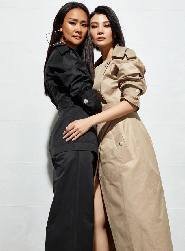 Tình bạn đặc biệt của cặp đôi siêu mẫu hàng đầu Việt Nam: 25 năm sau ngày chung sàn diễn, giờ đều là doanh nhân thành đạt, cuộc sống viên mãn! - Ảnh 7.