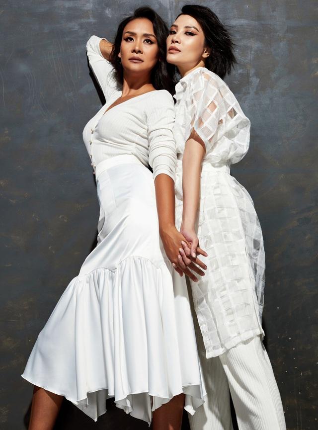Tình bạn đặc biệt của cặp đôi siêu mẫu hàng đầu Việt Nam: 25 năm sau ngày chung sàn diễn, giờ đều là doanh nhân thành đạt, cuộc sống viên mãn! - Ảnh 9.