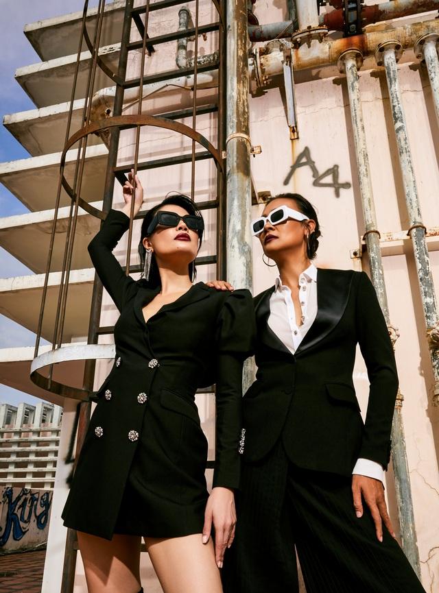 Tình bạn đặc biệt của cặp đôi siêu mẫu hàng đầu Việt Nam: 25 năm sau ngày chung sàn diễn, giờ đều là doanh nhân thành đạt, cuộc sống viên mãn! - Ảnh 2.