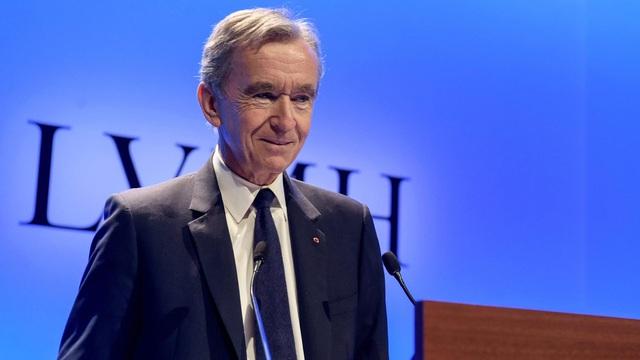 Ông chủ Louis Vuitton hai lần hất cẳng Bill Gates để trở thành người giàu thứ 2 thế giới chỉ trong 4 tháng: Đừng coi tiền là mục tiêu! - Ảnh 1.