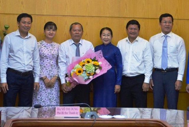 Triển khai quyết định nhân sự của Ban Thường vụ Thành ủy TPHCM - Ảnh 1.