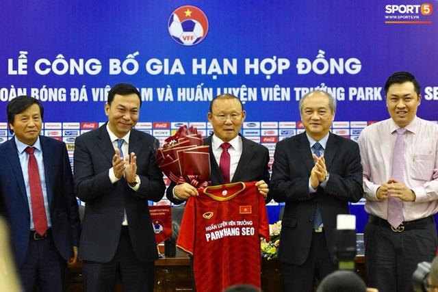 Một điều khoản trong hợp đồng của HLV Park Hang-seo với VFF được cài bí mật vì quá nhạy cảm - Ảnh 5.