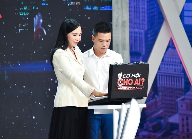 Cơ Hội Cho Ai: Tân Hiệp Phát, Hùng Nhơn ra về tay trắng, Elise trả lương cao nhất 40 triệu, hứa đưa ứng viên thành Giám đốc kinh doanh chỉ trong 6 tháng - Ảnh 1.