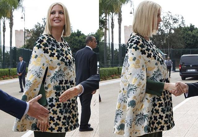 Dự tiệc tại cung điện hoàng gia, Ivanka Trump bị chê xuống sắc với vẻ ngoài kỳ lạ, nghi vấn mang thai lần 4 - Ảnh 7.