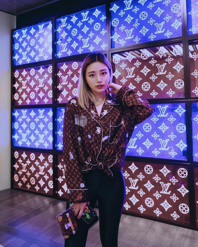 Con gái Bà hoàng Hermes Jamie Chua: Ngập trong hàng hiệu từ nhỏ, đầy tài năng khi tự lực mở thương hiệu phụ kiện riêng  - Ảnh 10.