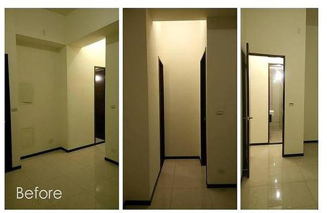 Căn hộ 30m2 có tầng lửng rộng khó tin sau cải tạo - Ảnh 1.