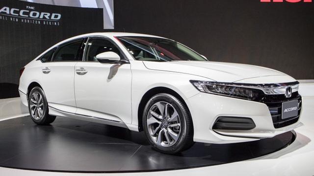 Sedan hạng D tháng 11, Camry ế ẩm, Honda Accord vượt mặt Mazda6 - Ảnh 2.