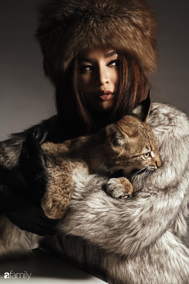 Trang Hà - Cô gái mang những chú mèo trị giá hàng tỷ đồng về Việt Nam và tiết lộ trào lưu nuôi thú cưng mới của giới đại gia và siêu giàu tại Sài Gòn - Ảnh 29.
