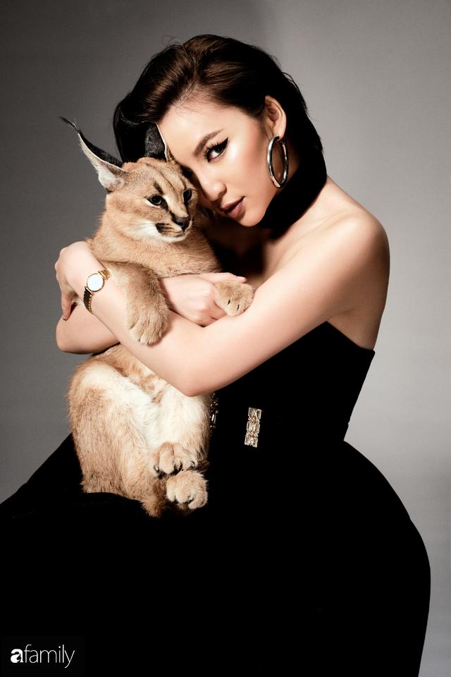 Trang Hà - Cô gái mang những chú mèo trị giá hàng tỷ đồng về Việt Nam và tiết lộ trào lưu nuôi thú cưng mới của giới đại gia và siêu giàu tại Sài Gòn - Ảnh 31.