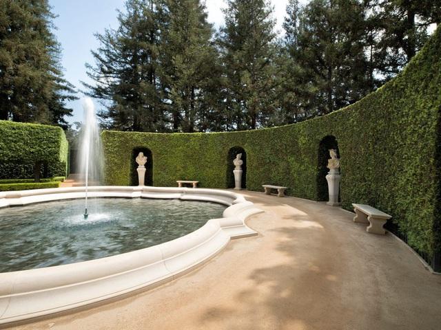 Chiêm ngưỡng dinh thự 150 triệu USD đắt nhất khu nhà giàu California - Ảnh 7.