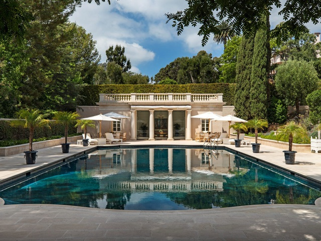 Chiêm ngưỡng dinh thự 150 triệu USD đắt nhất khu nhà giàu California - Ảnh 8.
