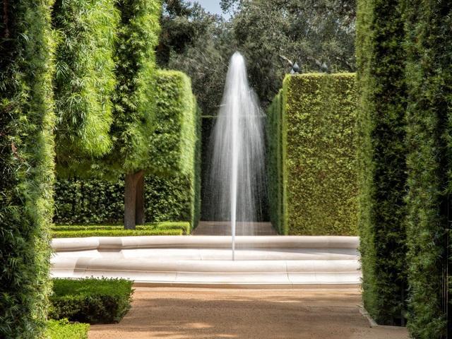 Chiêm ngưỡng dinh thự 150 triệu USD đắt nhất khu nhà giàu California - Ảnh 9.