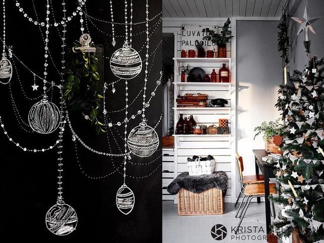 Đón Noel siêu ấm áp với những kiểu trang trí cực đơn giản - Ảnh 5.