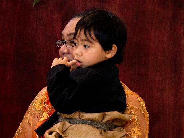 Chân dung tiểu hoàng tử Tonga, mới sinh ra nắm trong tay vận mệnh của một hoàng gia, càng lớn càng khiến người hâm mộ phát cuồng - Ảnh 6.