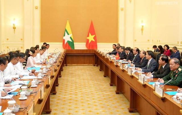 Thủ tướng hoan nghênh đề xuất thành lập khu công nghiệp Việt Nam tại Myanmar - Ảnh 1.