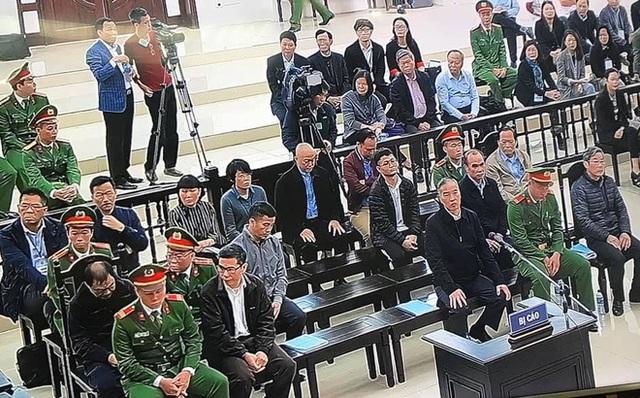 Ông Nguyễn Bắc Son phủ nhận việc hứa hẹn tạo điều kiện cho ông Trương Minh Tuấn làm Bộ trưởng - Ảnh 1.