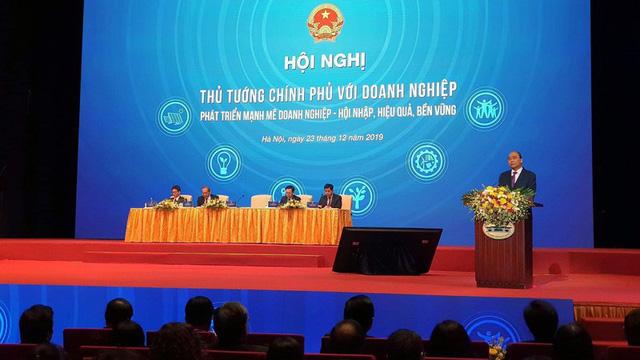 Nhiều DN than vấn đề qui hoạch ngành với Thủ tướng - Ảnh 1.