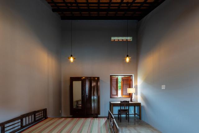 Sau phục dựng, ngôi nhà truyền thống ở Củ Chi được so sánh với ốc đảo - Ảnh 11.