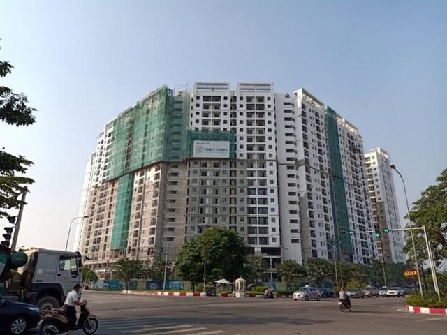 Phát hiện loạt dự án nhà ở xã hội ở Hà Nội xây gần xong mới xin giấy phép - Ảnh 2.