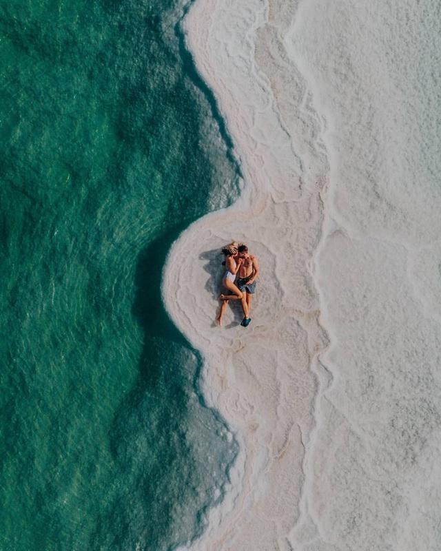 Hoá ra Biển Chết thực chất… không phải là biển, lại còn hút khách du lịch tìm đến check-in vì lý do độc nhất vô nhị này! - Ảnh 16.