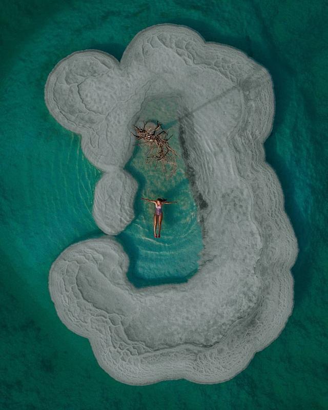 Hoá ra Biển Chết thực chất… không phải là biển, lại còn hút khách du lịch tìm đến check-in vì lý do độc nhất vô nhị này! - Ảnh 17.