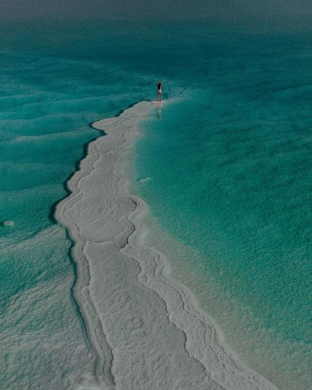 Hoá ra Biển Chết thực chất… không phải là biển, lại còn hút khách du lịch tìm đến check-in vì lý do độc nhất vô nhị này! - Ảnh 4.
