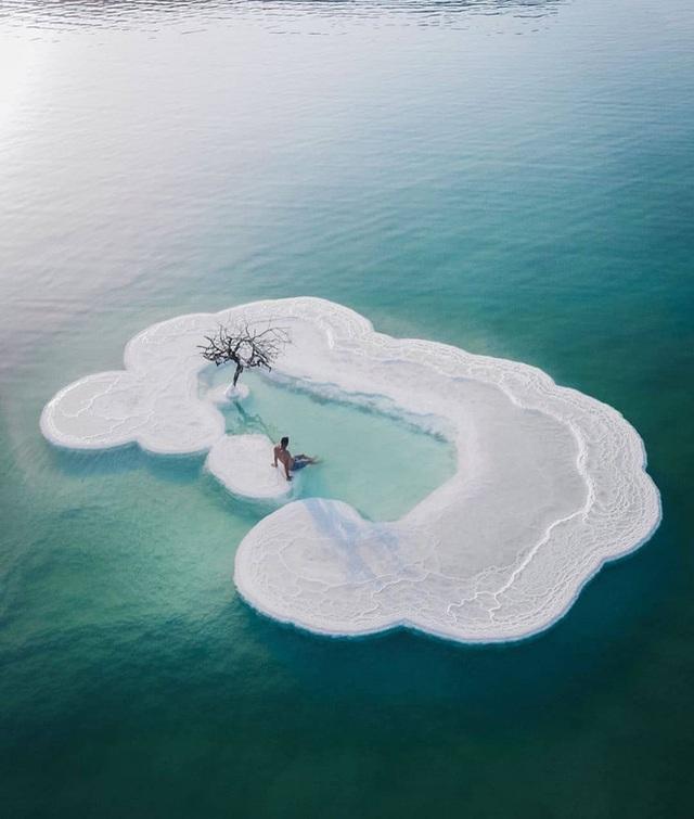 Hoá ra Biển Chết thực chất… không phải là biển, lại còn hút khách du lịch tìm đến check-in vì lý do độc nhất vô nhị này! - Ảnh 7.