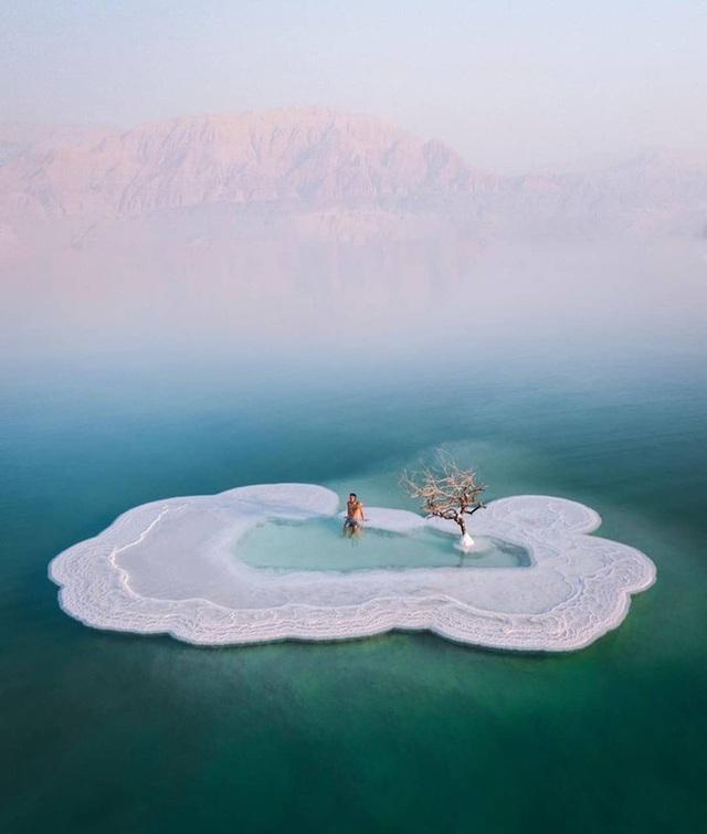 Hoá ra Biển Chết thực chất… không phải là biển, lại còn hút khách du lịch tìm đến check-in vì lý do độc nhất vô nhị này! - Ảnh 10.