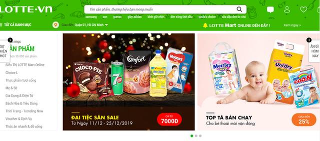 Lotte Mart tuyên bố chính thức sáp nhập trang thương mại điện tử Lotte.vn - Ảnh 1.