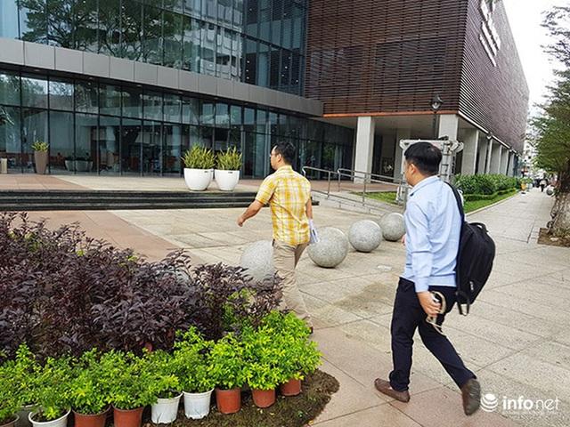 Nên di dời 43 quả cầu đá quây trước Trung tâm Hành chính TP Đà Nẵng? - Ảnh 13.