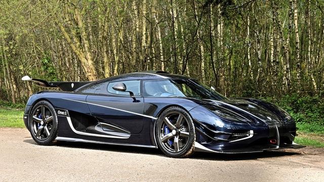 Xe cũ hàng hiếm Koenigsegg One:1 rao giá kỷ lục 167 tỷ đồng - Ảnh 2.