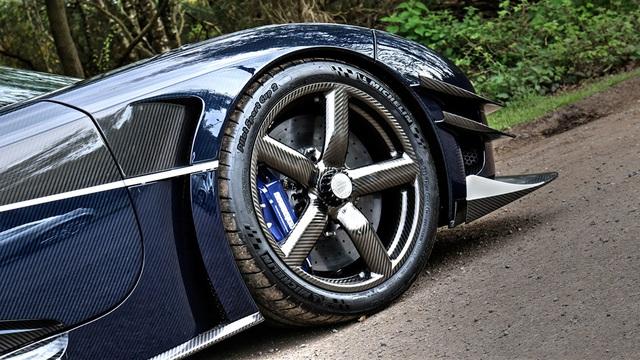 Xe cũ hàng hiếm Koenigsegg One:1 rao giá kỷ lục 167 tỷ đồng - Ảnh 11.
